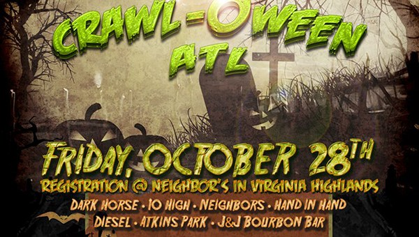 Win Tickets to Crawl-Oween ATL!