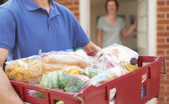 78 Of Uk Shoppers Still Not Sold On Online Grocery