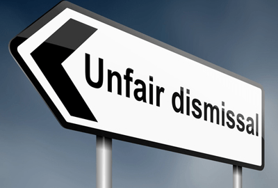 Unfair Dismissal | Legal Advice and Guidance