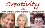 Learn About Creativity podcast Talk About Talk
