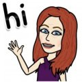 """""""hi"""" from Andrea- how to introduce yourself"""