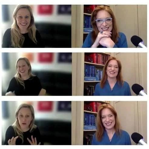 Jill Nykoliation & Andrea Wojnicki communicate like a boss