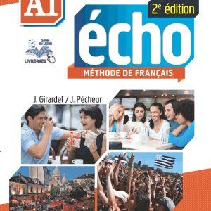 Echo A1 livre de l´élève