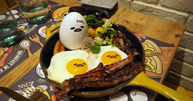 Gudetama Cafe – Singapore