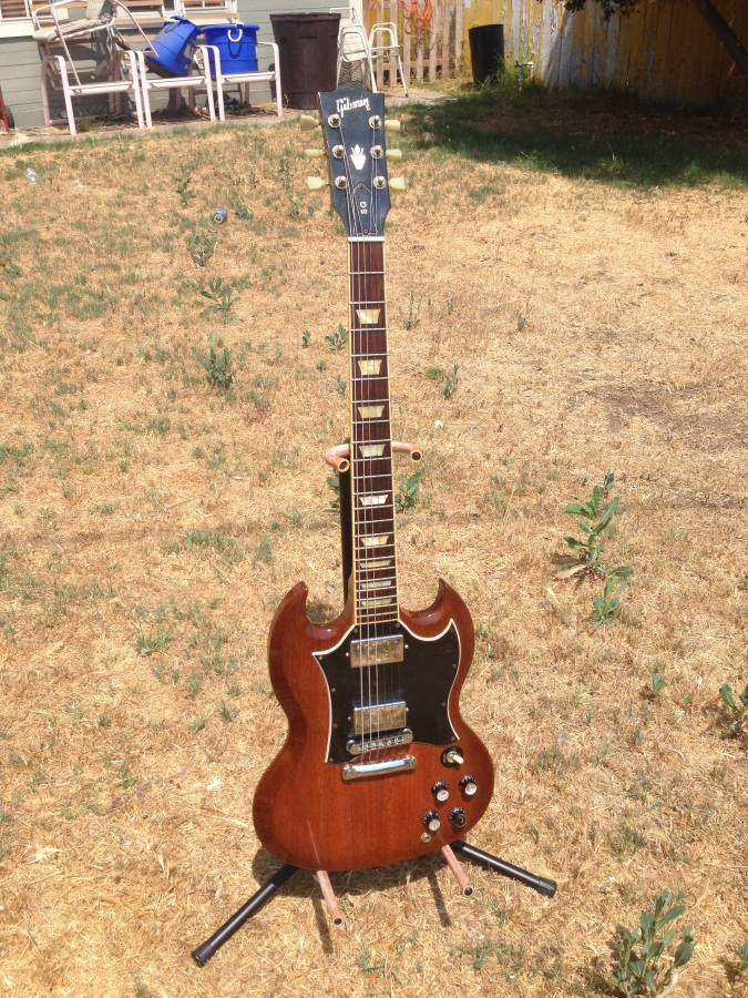 for sale gibson sg