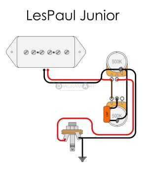 LP Junior wiring question | TalkBass