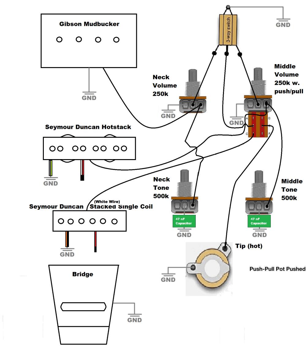 medium resolution of cliff rickenbacker wiring diagram 2