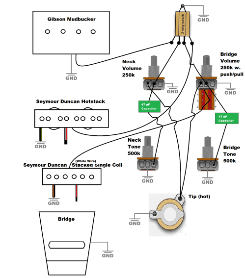 small resolution of cliff rickenbacker wiring diagram