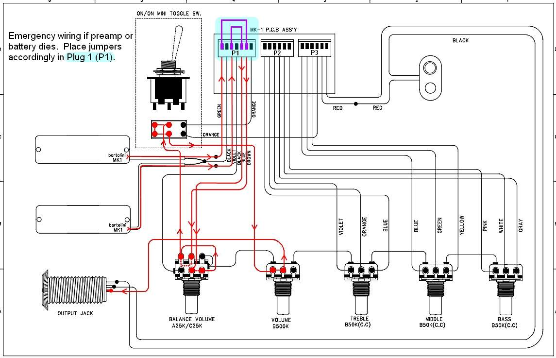 hight resolution of emergencywiring