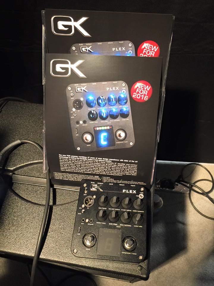 New GK Plex Preamp  Page 6  TalkBasscom