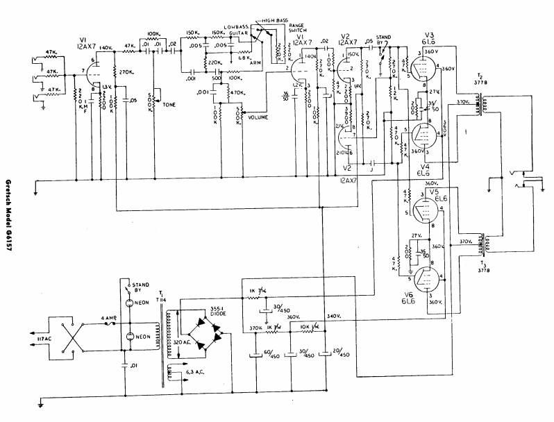 gretsch wiring diagram sequence for online shopping amp schematic blog 6160 found a super bass today talkbass comgretsch