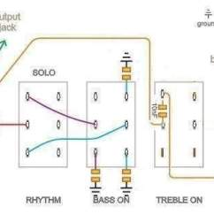 Guitar Output Jack Wiring Diagram S 2 Circle Venn Online Violin Bass Schematic How To Rewire A Hofner Control Panel For More Tones Tele