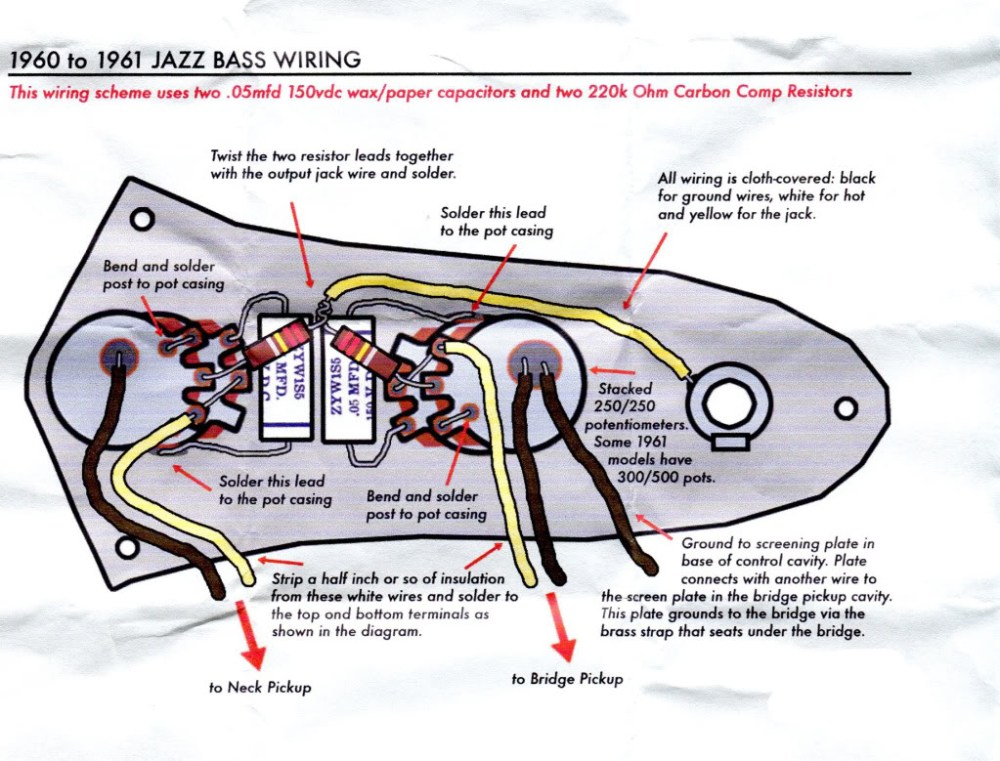 medium resolution of jazz bass wiring mods wiring diagram basic60s stack knob jazz bass wiring talkbass comjazz bass