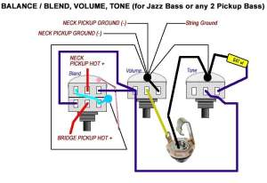 VBT wiring diagram? (Passive Fender Jazz Bass) | TalkBass