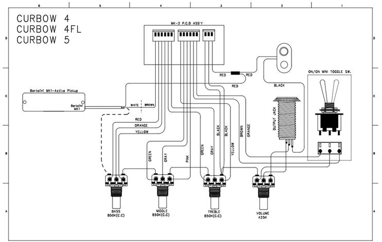 bartolini mk1 wiring diagram