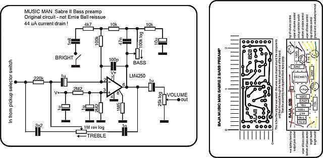 Musicman Stingray Wiring Diagram : 32 Wiring Diagram