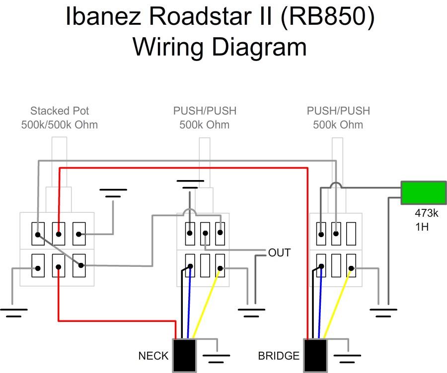 Ibanez Rg1570 Wiring Diagram