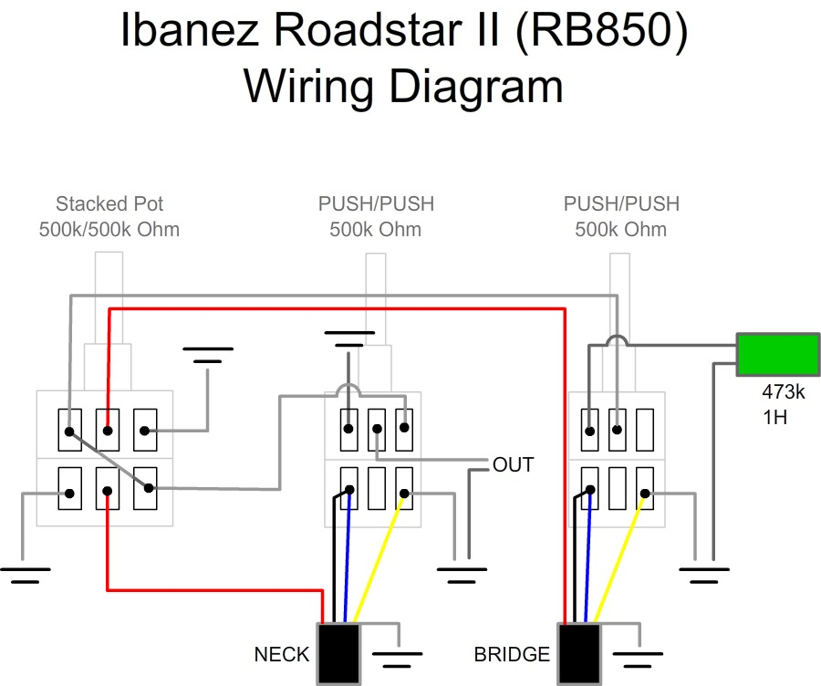 yamaha stator wiring