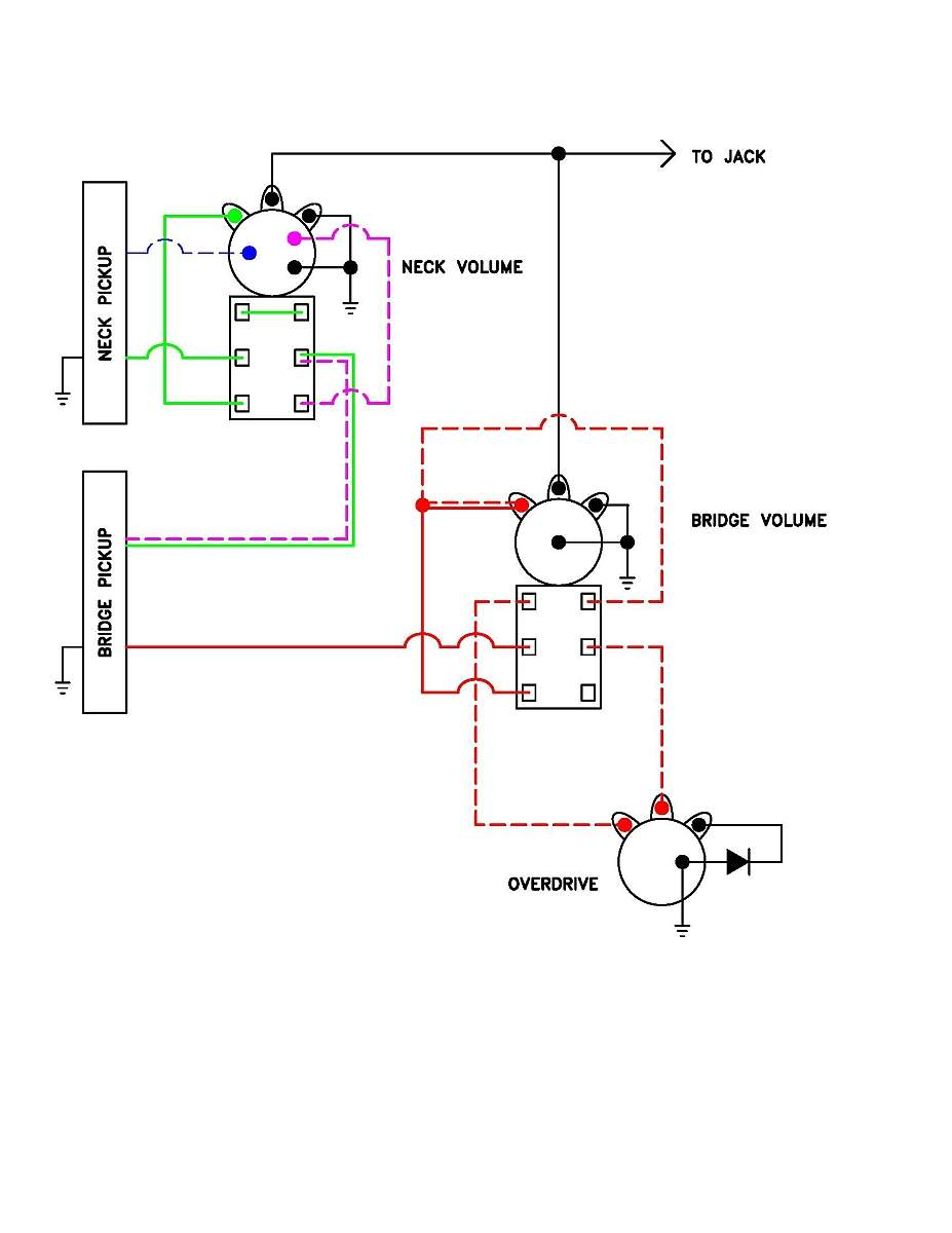 hight resolution of passive overdrive circuit wiring diagram for j talkbass comoverdrive wiring diagram small jpg