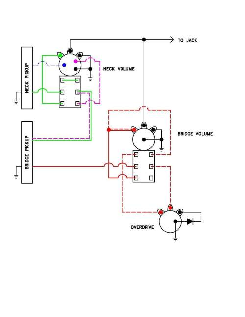 small resolution of passive overdrive circuit wiring diagram for j talkbass comoverdrive wiring diagram small jpg
