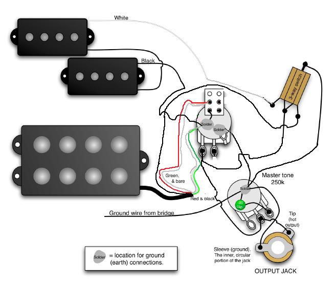 bass guitar wiring diagrams 2002 ford explorer stereo diagram p b pickup for schematic diagramp musicman humbucker question talkbass com
