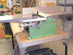 Inca Jointer Planer Parts