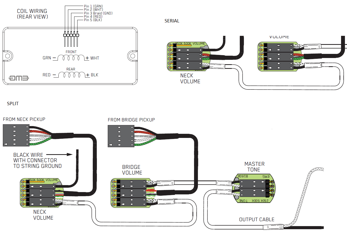 hight resolution of emg 40hz split coil wiring talkbass com emg mm hz wiring diagram