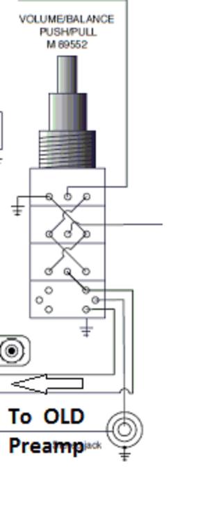 Warwick FNA Jazzman/Aguilar OBP-3 Wiring Problem