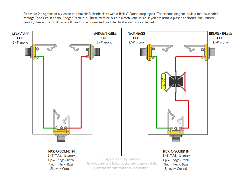 medium resolution of trying to add a u201crick o u201d sound thing only using either a dpst dptt wiring includes ric push pull pot 0047 capacitor wiring diagram