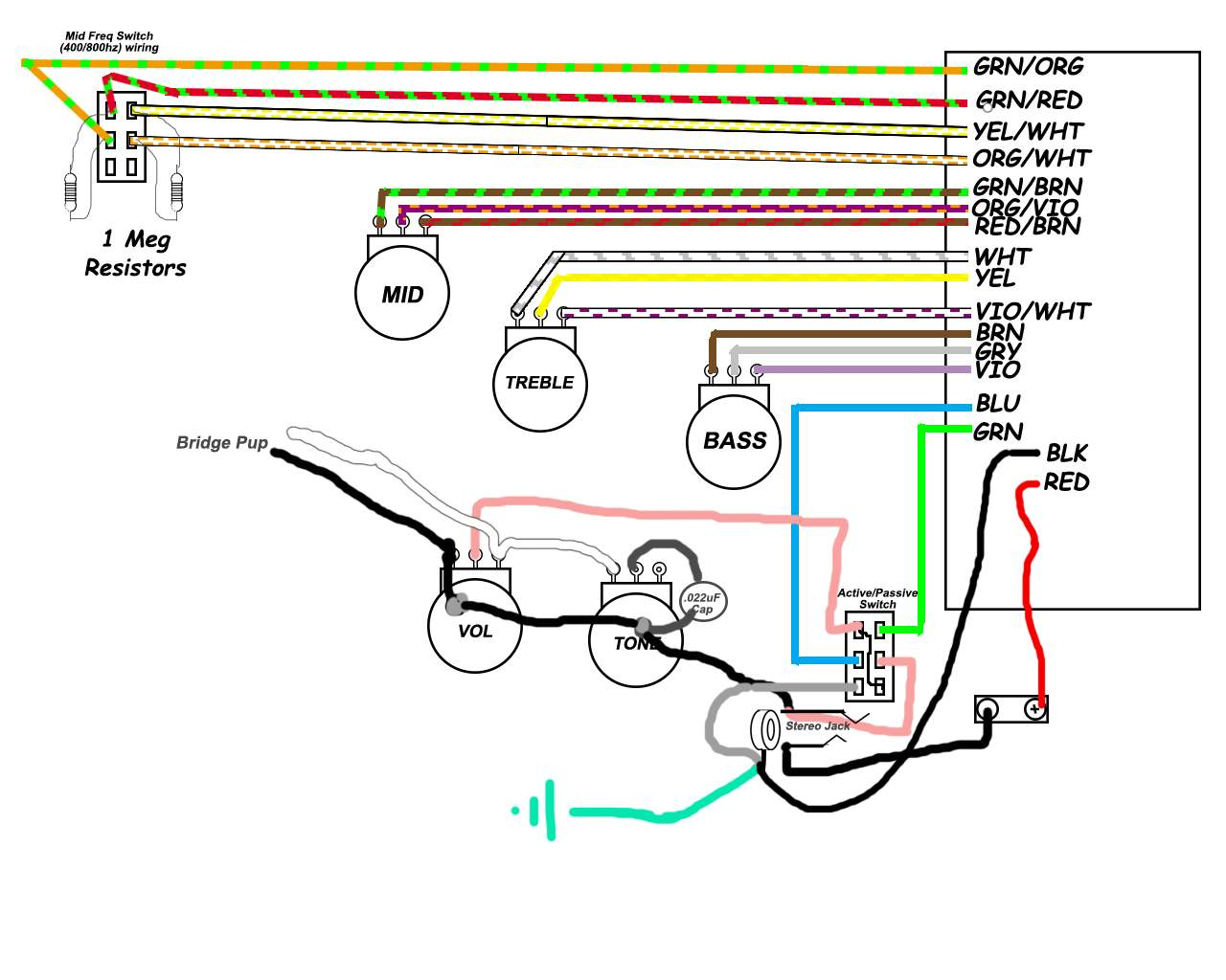 Eq Wiring Diagram List Of Schematic Circuit Opel Kadett Gsi Preamp Auto Electrical Rh Bitoku Me 6500 Pioneer