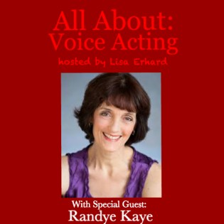 Randye Kaye voice overs and coaching
