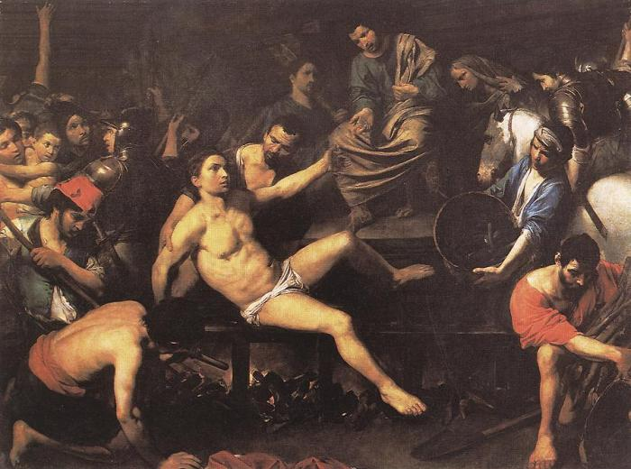 Martyrdom of St Lawrence strangest deaths