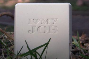 I Love My Job: The Gravedigger