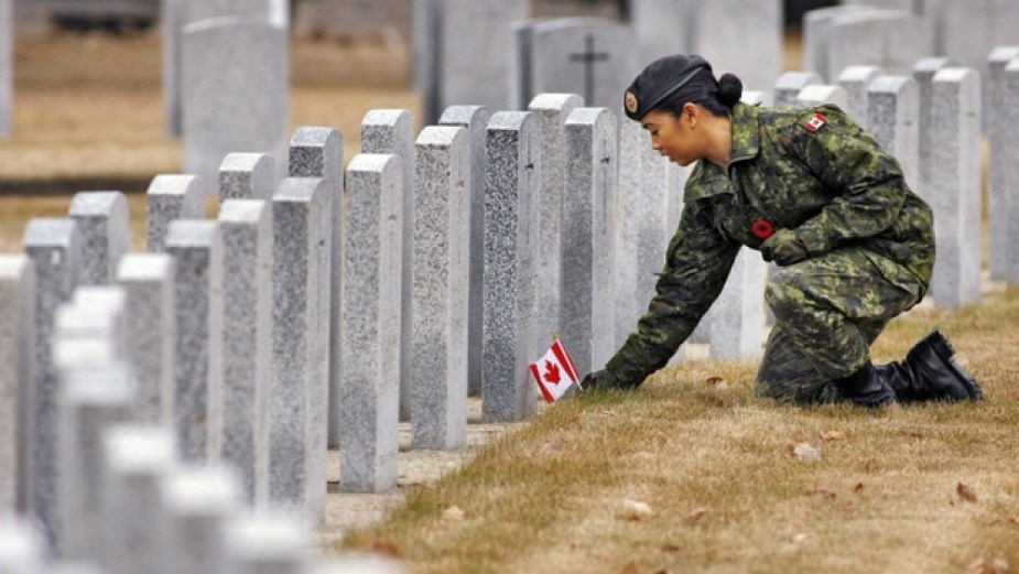 remembrance day 100 years