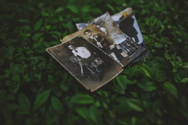 Collecting Family Photos & Preserving Memories
