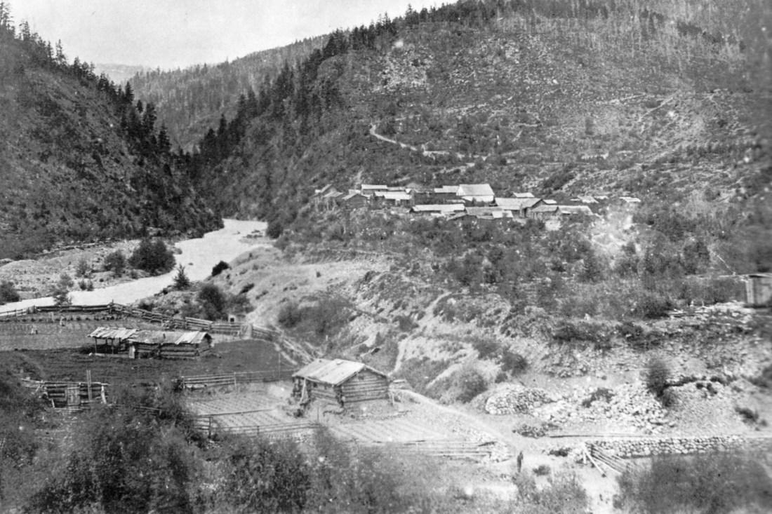 ghost town granite creek