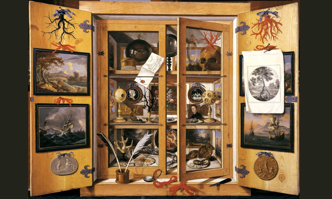 Morbid Cabinet of Curiosities