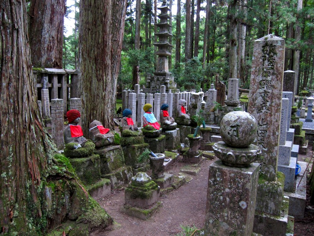 6 Amazing Unknown Cemeteries