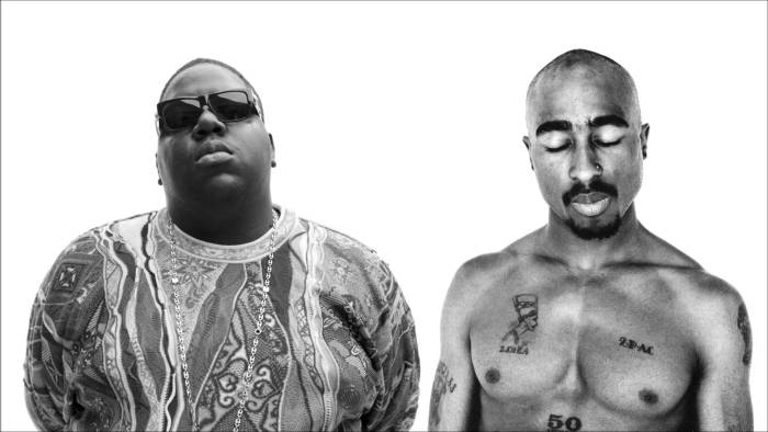 Biggie Smalls & Tupac Shakur