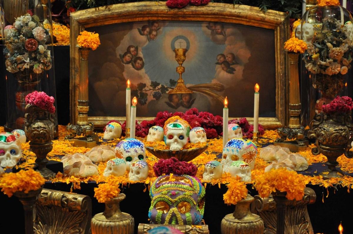 Cultures That Celebrate Death