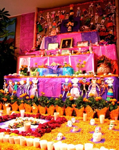 day of the dead dias de los muetros cultural appropriation