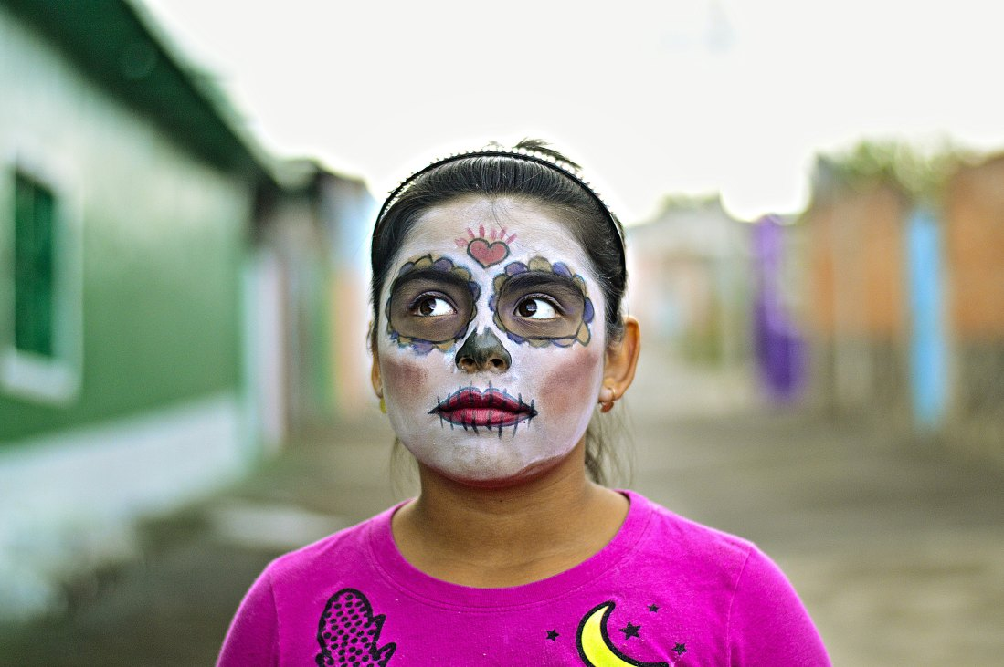 Cultural Appropriation Day of the Dead