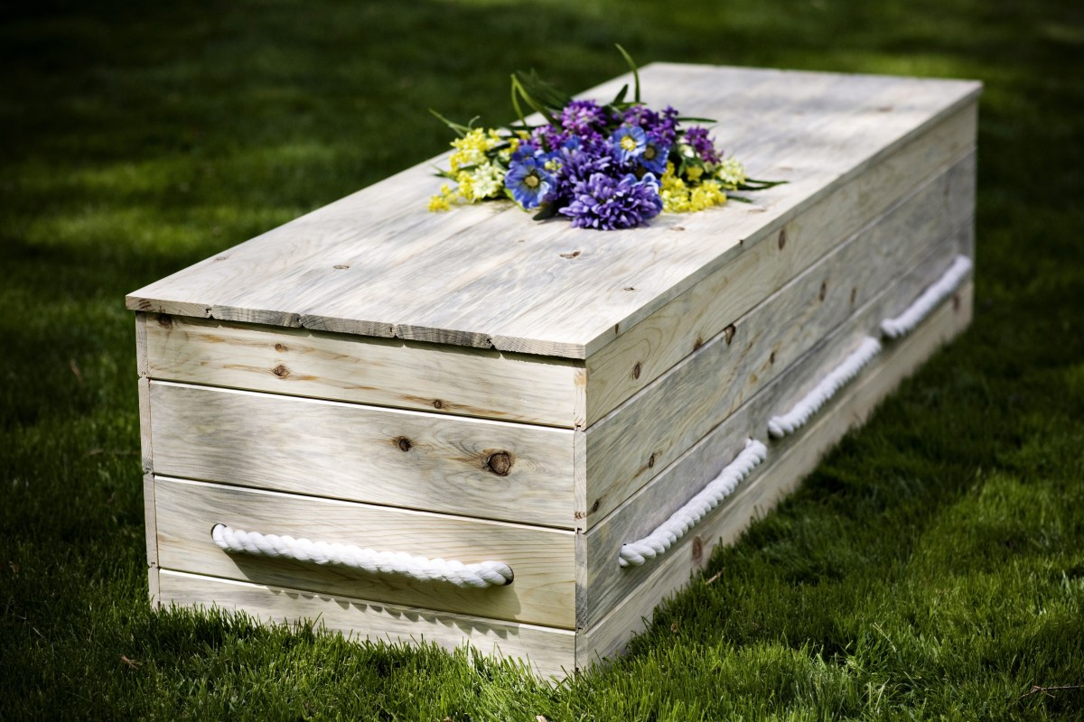 Environmentally Friendly Burial