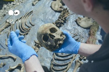 canada's first body farm decomposition forensic body farm