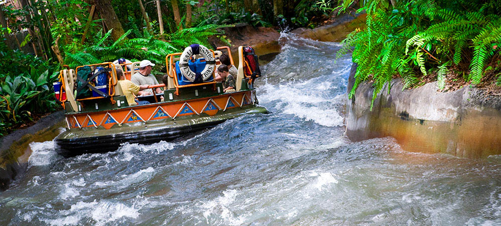 Animal Kingdom Extra Magic Hours Adds Kali River Rapids