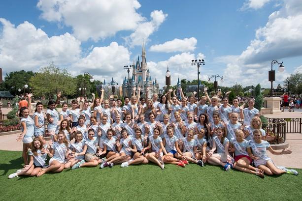 Miss America castle magic kingdom