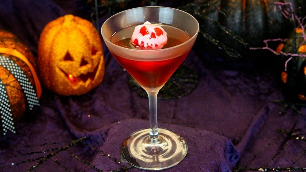 Poison Apple-Tini from Carthay Circle Restaurant