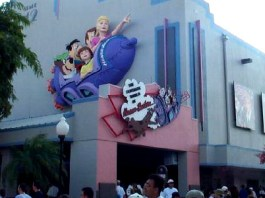 The Funtastic World of Hanna-Barbera at Universal Studios Orlando