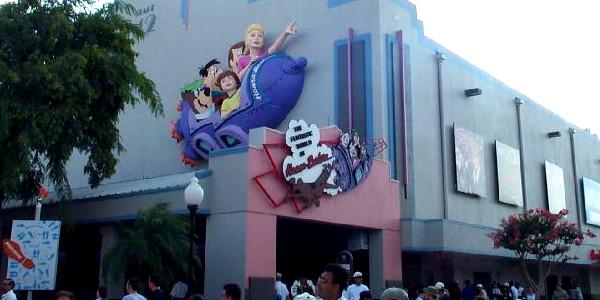The Funtastic World of Hanna-Barbera at Universal Studios Orlando
