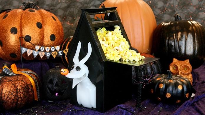 Zero Premium Popcorn bucket